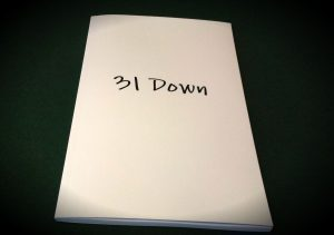 31 Down cover